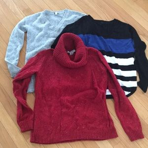 Sweaters - Assorted Sweaters for fall to winter